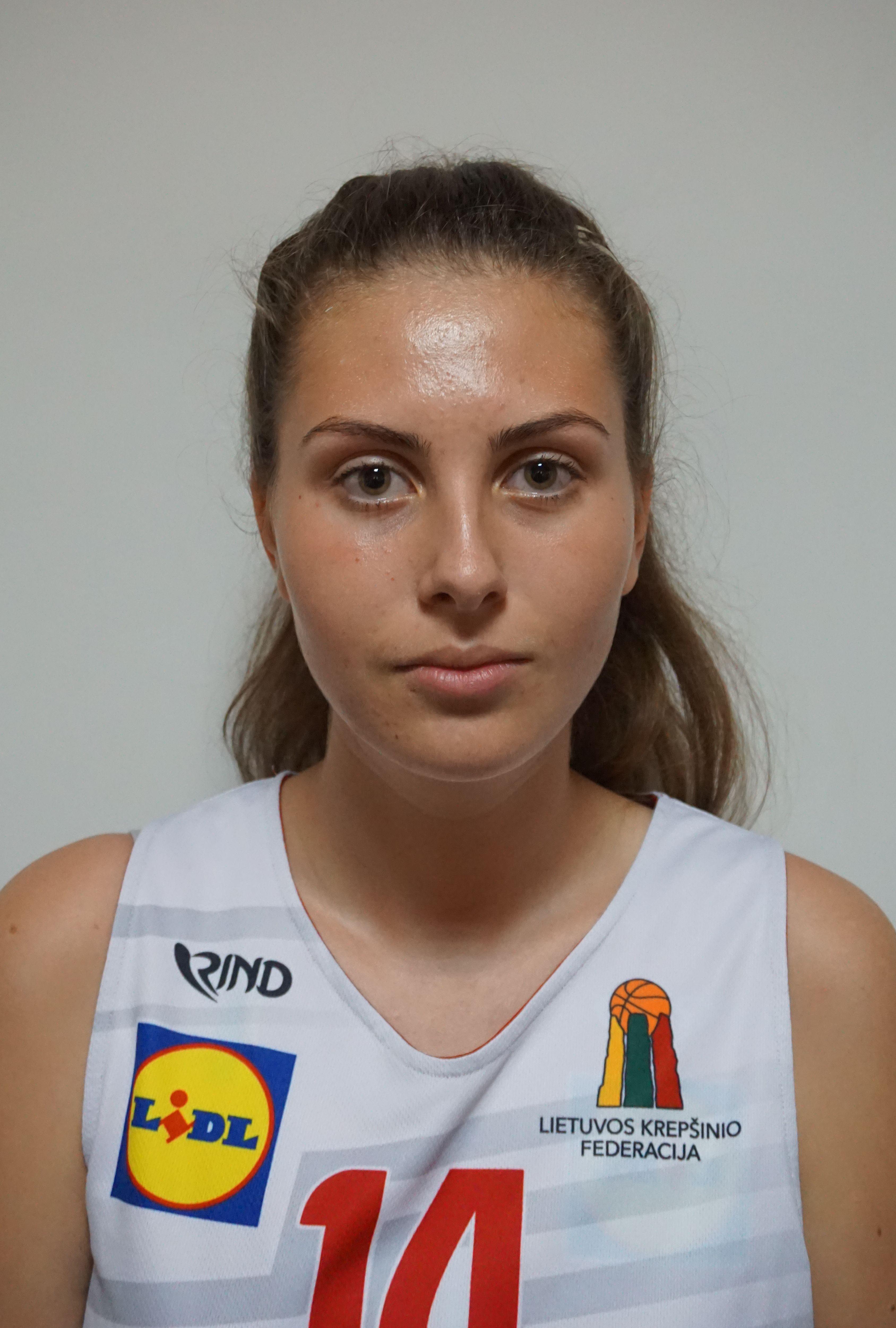 Diana Mikalauskaitė